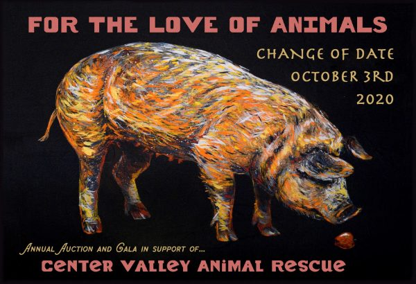 For the Love of Animals 2020